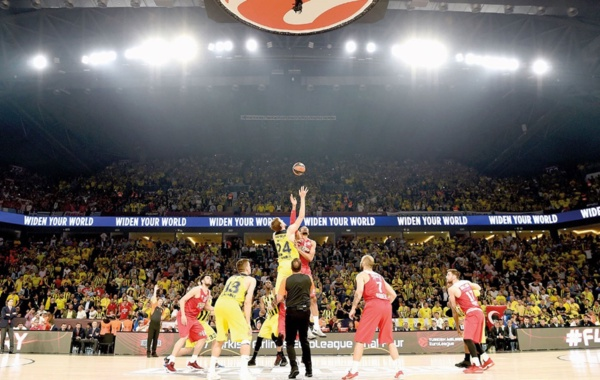 2020 Euroleague Final-Four Almanya'da